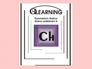 Metabolismus III CH 4 Chemick reakce a dje