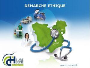 DEMARCHE ETHIQUE DEMARCHE ETHIQUE LEROY DOMINIQUE CDS ESPACE