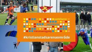 Kristianstads arenaomrde Bakgrund 2008 Inriktningsbeslut Ny plan fr