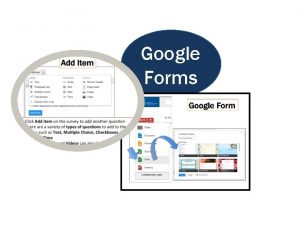 Google Forms Google Form Google Forms Google Forms