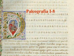 Paleografia I8 Produzione libraria del rinascimento italiano del