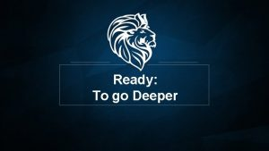 Ready To go Deeper I Thessalonians 4 1