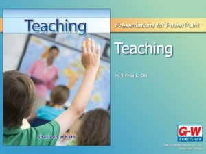 9 Teaching Diverse Learners Objective Analyze personal learning