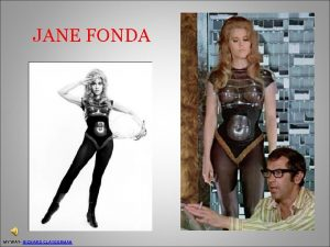 JANE FONDA MY WAY RICHARD CLAYDERMAN JANE FONDA