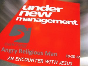 Angry Religiou s Man 10 28 12 AN