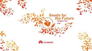 2019 HUAWEI TECHNOLOGIES CO LTD Contents 1 Company
