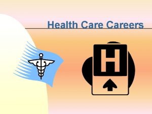 Health Careers 5 Health Care Pathways All Health