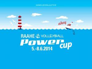 Power Cup Maailman suurin juniorilentopalloturnaus Power Cup ker