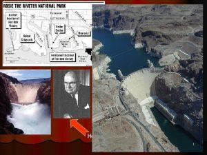 Henry Kaiser Hoover Dam 1 Henry Kaiser 2