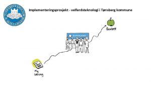 Implementeringsprosjekt velferdsteknologi i Tnsberg kommune Hva er velferdsteknologi