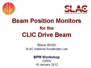 Beam Position Monitors for the CLIC Drive Beam
