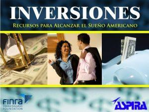 Introduccin a las Inversiones Objetivos del Mdulo Despus