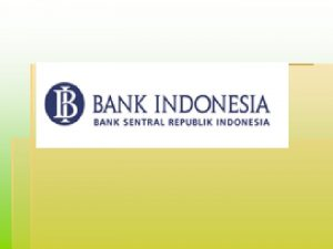Status dan Kedudukan Pengertian Bank Indonesia menurut pasal