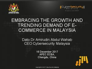EMBRACING THE GROWTH AND TRENDING DEMAND OF ECOMMERCE