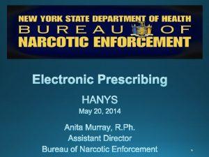 Official Prescription Program 2 Prescription Drug Reform Act
