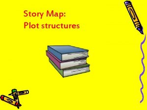 Story Map Plot structures Plot PARTS OF A