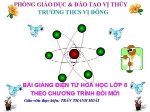 PHNG GIO DC O TO V THY TRNG