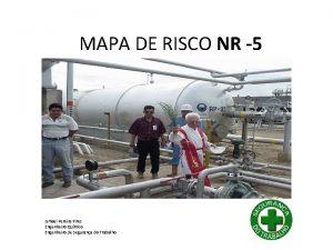 MAPA DE RISCO NR 5 Ismael Pereira Pires