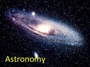 Astronomy Big Bang theory Origin of the Universe