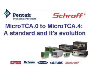 Micro TCA 0 to Micro TCA 4 A