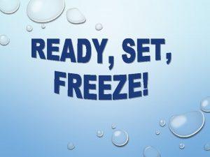 Which liquid freezes the fastest tap water milk