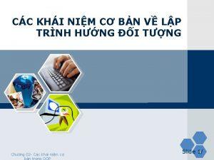 CC KHI NIM C BN V LP TRNH