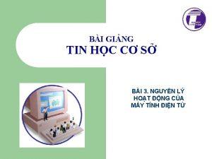 BI GING TIN HC C S BI 3