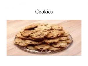 Cookies Cookie Facts koekje cookie in Dutch meaning