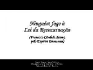 Criao Simone Pereira Rodrigues Mensagem do Livro Amor