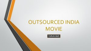 OUTSOURCED INDIA MOVIE Culture clash Scene 1 In