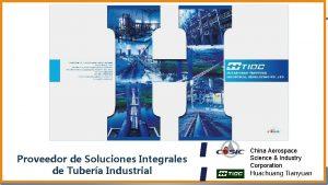 Proveedor de Soluciones Integrales Tubera Industrial Proveedor dede