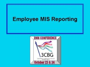 Employee MIS Reporting Employee Data Uses Federal IPEDS