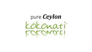 pure Ceylon Pure Ceylon Kokonati a range of