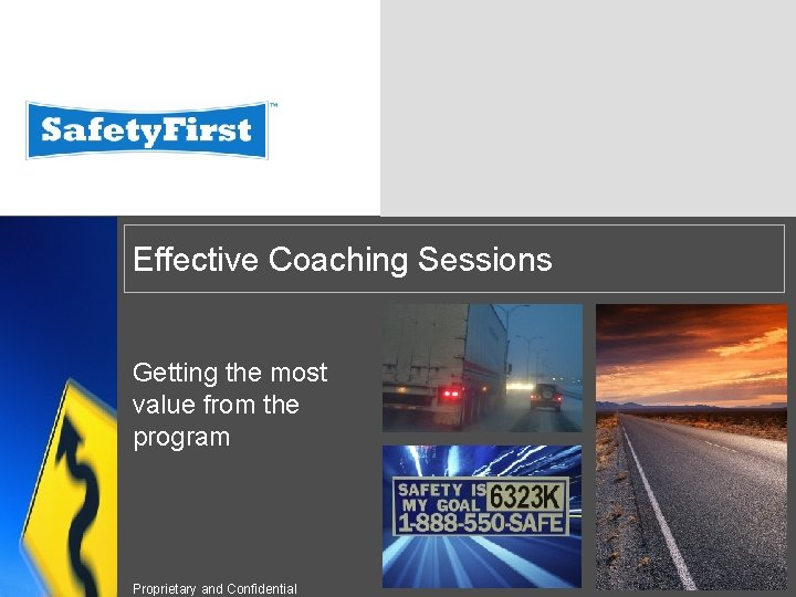 Effective Coaching Sessions Getting the most value from
