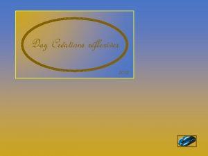 Day Crations rflexives 2013 Le diocse de Gasp