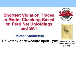 Shortest Violation Traces in Model Checking Based on