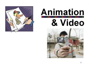 Animation Video 1 Animation High labor requirements tend