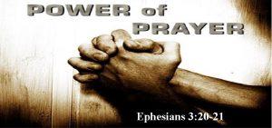 Ephesians 3 20 21 Ephesians 3 20 21