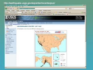 http earthquake usgs goveqcenterrecenteqsus http earthquake usgs goveqcenterrecenteqsusMapsHI