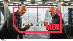 MEN MEN THEIR AV WORLD Predominantly light TV