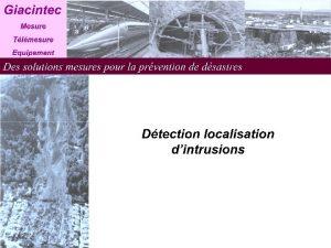Systme de dtection dintrusion Un systme de dtection