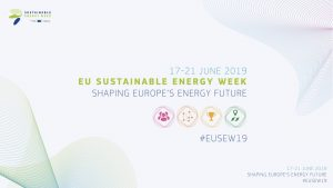 Innovative mobility solutions shaping Europes Energy Future CIVITAS