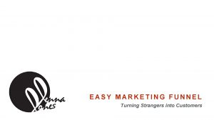 EASY MARKETING FUNNEL Turning Strangers into Customers EASY