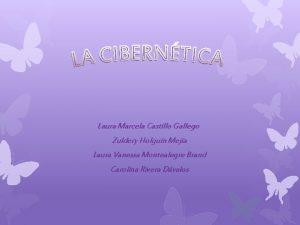 Laura Marcela Castillo Gallego Zuldery Holgun Meja Laura