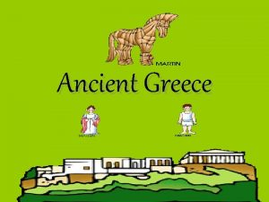Ancient Greece Its All Greek People of ancient