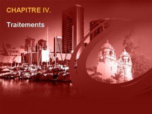 CHAPITRE IV Traitements 61 Traitements Un anticorps antisclrostine