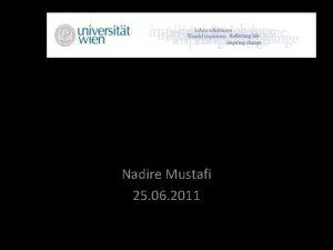 Kolloquium Masterarbeit MA Islamische Religionspdagogik Nadire Mustafi 25