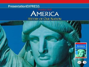 Presentation Express An Age of Reform 1820 1860