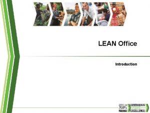 LEAN Office Introduction KAIZEN Definition KAI Change ZEN