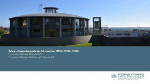 Referat af bestyrelsesmde den 14 november 2019 kl